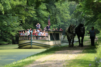 Monticello III Canal Boat, Coshocton, Ohio