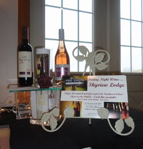 Skyview Lodge Friday Wine Nights