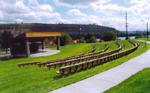 Berkman Amphitheater at Historic Fort Steuben, Steubenville, Ohio