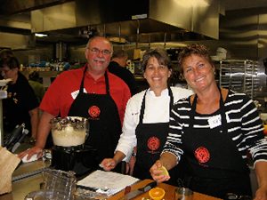 Culinary and Wine Classes at the Cucina at Gervasi Vineyard, Canton, Ohio