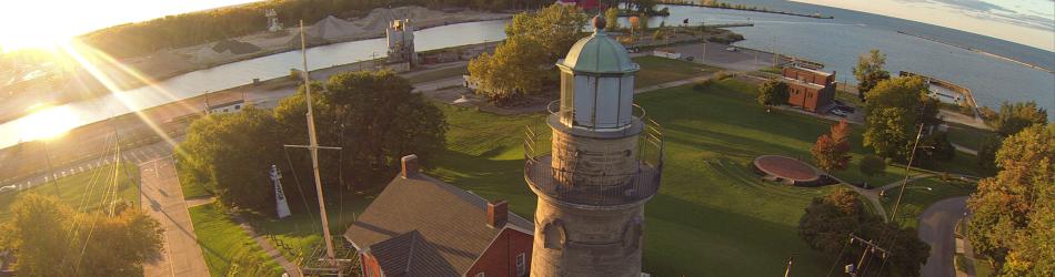 Fairport Harbor Lighthouse, Fairport Harbor, Ohio