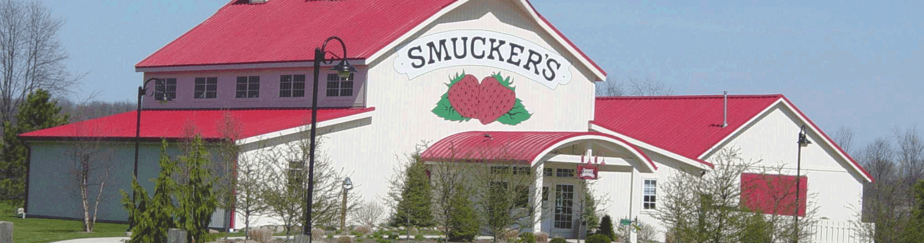 Wayne County - JM Smuckers Company Store and Cafe, Orrville, Ohio