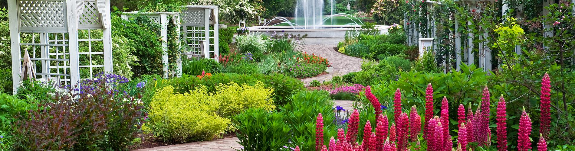 Mill Creek Metro Parks - Fellows Riverside Gardens, Youngstown, Ohio